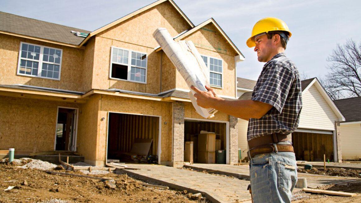 Maszynowe usługi budowlane